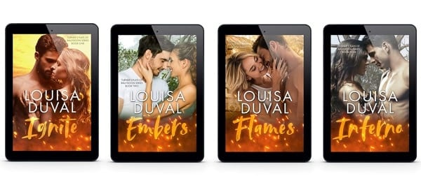 Turner's Flats of Ballydoon Series by Louisa Duval_