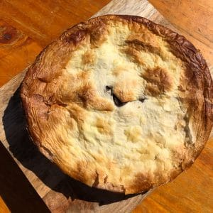 Running Creek Beef Family Pie