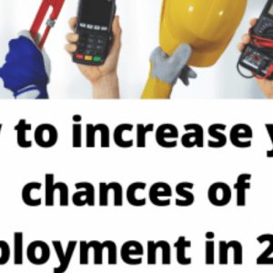 How to improve your chance of employment in 202021, by a construction recruitment agency in Brisbane.