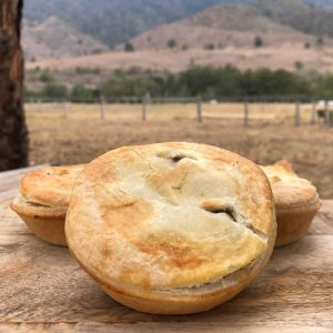 Running Creek Beef Pies