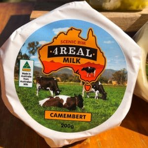 4Real Milk Camembert